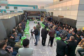 نقابة الصحفيين العراقيين فرع البصرة يؤبن شهداء الكلمة