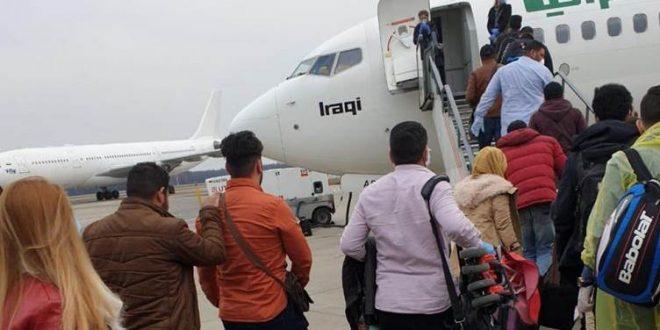 ارتفاع اسعار التذاكر على الجالية العراقية في روسيا  رئيس الجالية العراقية في روسيا الاتحادية د. حيدر الشمري يناشد الحكومة العراقية