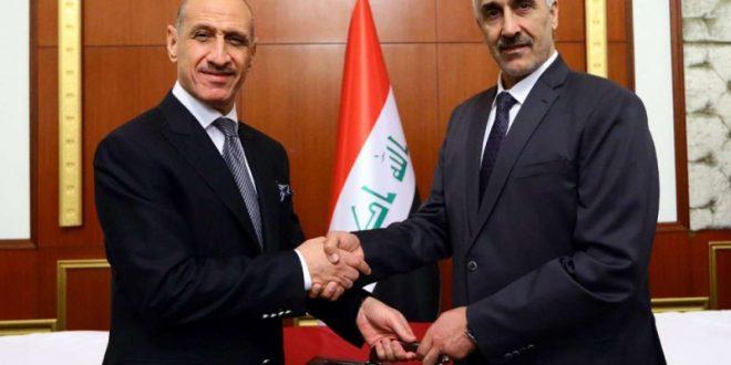 """خلية أزمة"""" تحدد مصير الدوري العراقي"""