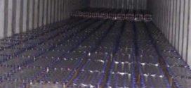 كمارك المنطقة الرابعة تحبط عملية تهريب ( 12 ) حاوية تحتوي على عصير نوع (راني)