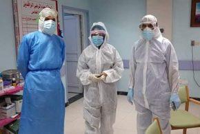 في ميسان.. ممرضون تحملوا المخاطر في سعيهم لأنقاذ مرضى كوفيد 19 ثم اصيبوا بالفايروس