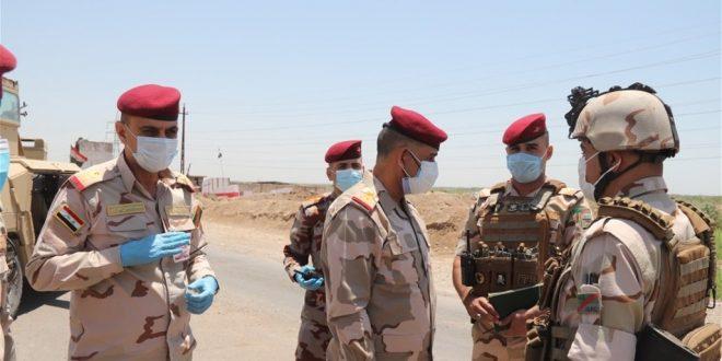 المحمداوي يوجه رسالة لاهالي الطارمية ويؤكد: اعتقلنا ارهابيين هاجموا القوات الامنية