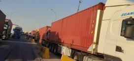 هيأة المنافذ الحدودية: إخلاء 9 حاويات بداخلها مواد شديدة الخطورة في منفذ ميناء أم قصر الشمالي