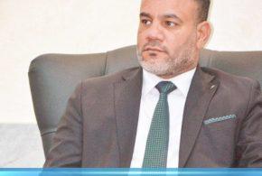 الكناني يعلن عن قرب اطلاق حملة زراعة 22 الف فسيلة نخيل وشتلة زيتون في المحافظة