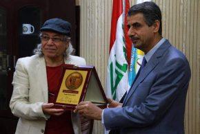 جامعة البصرة تحتفي بتكريم كوكبة من مبدعي البصرة
