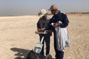 مركز علوم البحار ينظم رحلة بحثية لحل أزمة بحيرة ساوة