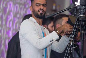 المركز العربي للاعلام المرئي في المهجر يكرم الفنان العراقي محمد القيسي