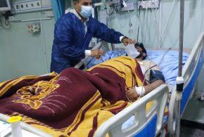 كربلاء .. عملية جراحية ناجحة لمُواطن عشريني بعد تعرضه لحادث مروري كاد يُودي بحياته