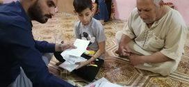 منظمة إحياء لإغاثة الاطفال مرضى الثلاسيميا تتواصل بعطائها الانساني