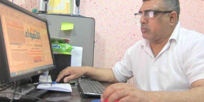 بيت الصحافة في العراق يقيم الدورة الصحفية التأهيلية الـ(136) الدولية عبر التواصل الاجتماعي
