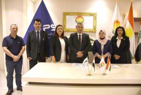 شركة العرب للدفع الالكتروني APS ومصرف كردستان الدولي الاسلامي يوقعان اتفاقاً لدعم الاقتصاد الرقمي